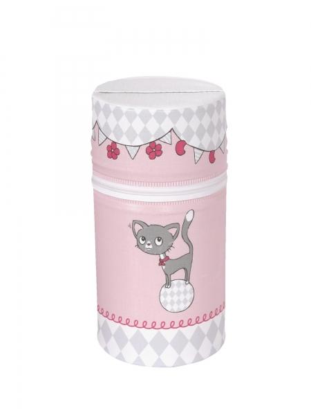 Termoobal / termobox Ceba Mini - Mačičky ružové