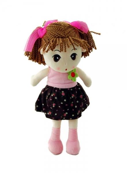 Nefere Látková bábika Mája, 43 x 17cm