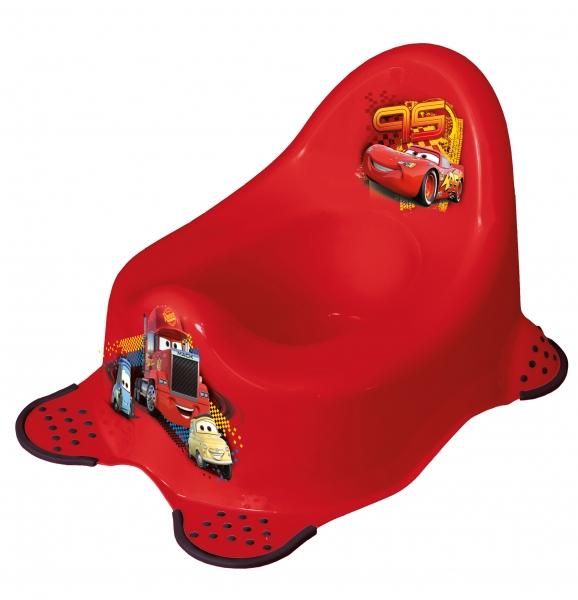 Keeeper Nočník Cars II - červený
