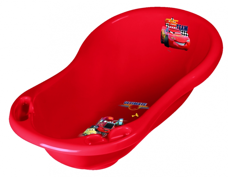Keeeper Detská vanička s výpusťou - Cars II
