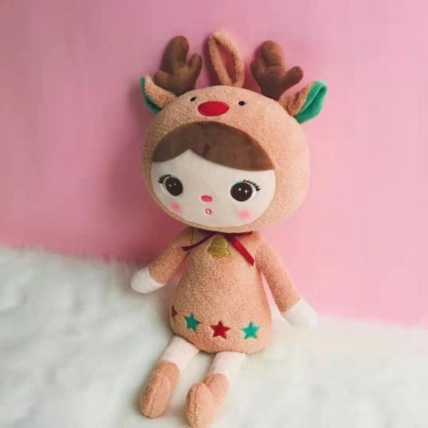 Handrová bábika Metoo Sob, 50cm