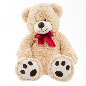 Euro Baby Plyšový medvedík 60 cm - béžový