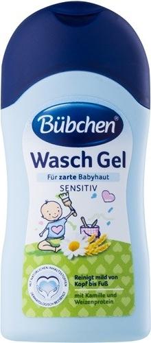 Bübchen detský mycí gel - cestovné balenie