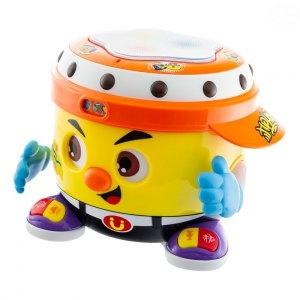 Euro Baby Interaktívna hračka s melódiou bubienok