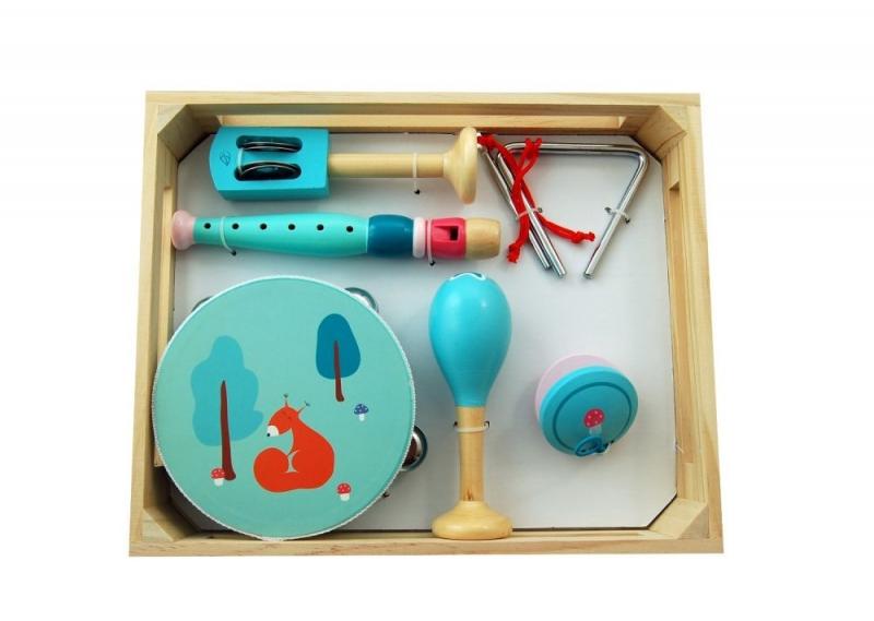 Adam Toys Sada hudobných nástrojov