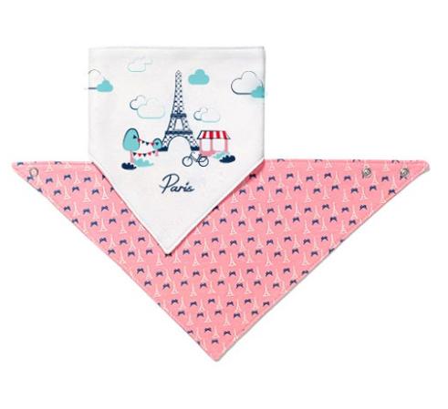 BabyOno Detský podbradník / šatka - Paris