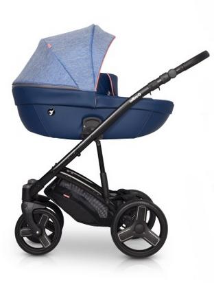Kočík Colibro Nesto 2v1, 2020 - modrý