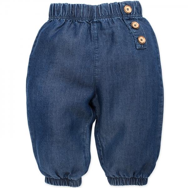Pinokio Dojčenské nohavice Petit Lou - Jeans, veľ. 74
