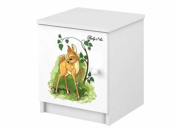 BabyBoo Komoda s motívom Bambi