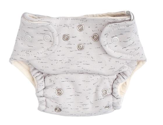 Mamatti Látková plienka EKO sada - nohavičky + 2 x plienka, veľ. 3 - 8 kg, Star