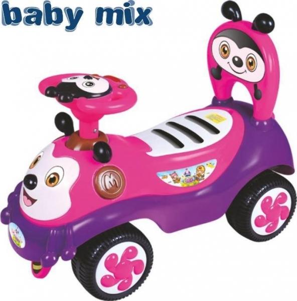 ALEXIS Odrážadlo Baby Mix Happy Bee so zvukom