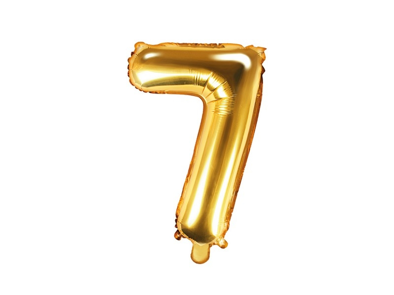 Balónik nafukovacie číslo 7, 35 cm