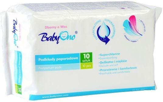 BabyOno Popôrodné vložky