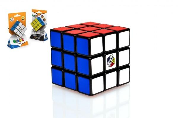 Rubikova kocka 3x3x3 hlavolam originál 6x6x6cm na karte