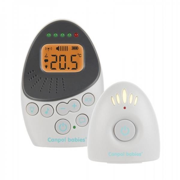 Canpol babies, Detská elektronická chůvička obojsmerná, EasyStart Plus