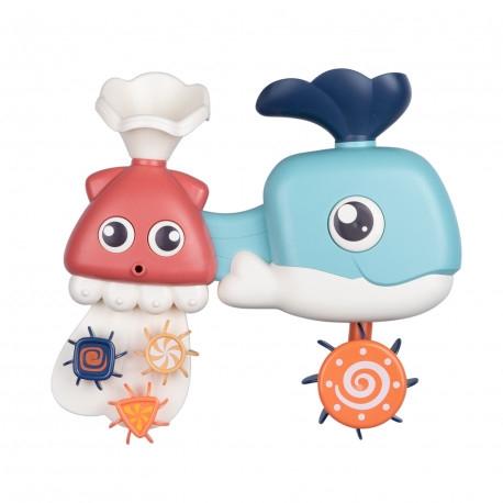 Canpol babies, Roztomilá hračka do vody - veľryba