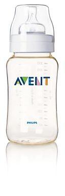 Dojčenská fľaša Avent 3 m+,  330 ml