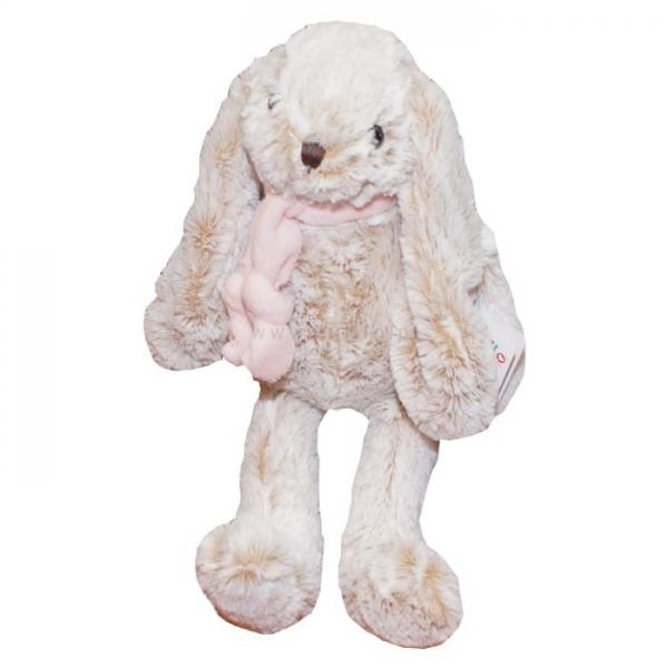 Plyšová hračka Tulilo Zajačík, 32 cm - sv. hnědý