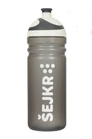 R&B Mědílek s.r.o. Shaker Zdravá fľaša so sitkom 0,7 l - bílá
