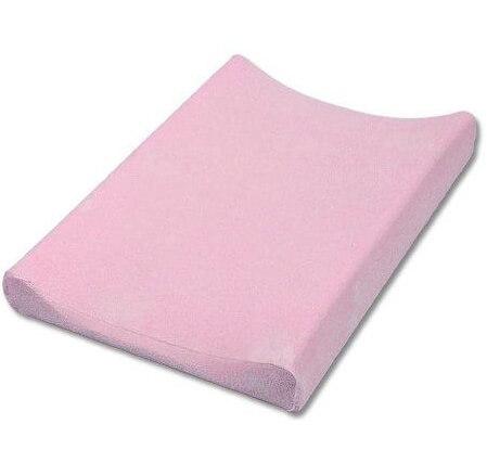 Jersey poťah na prebaľovaciu podložku - ružová