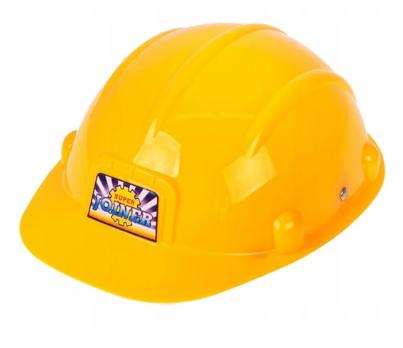 Helma / Prilba pracovná plast - oranžová