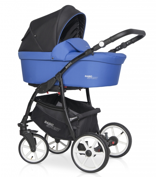 Kočík Riko Basic Sport 2v1, 2020 - racing blue