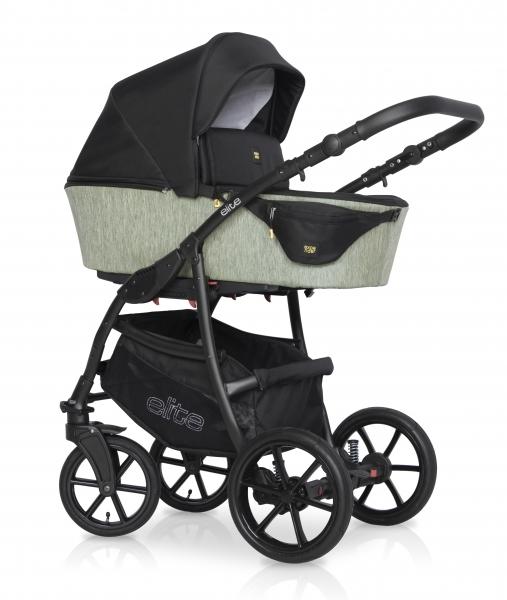 Kombinovaný detský kočík 2 v 1 Expander Elite 2020, mint