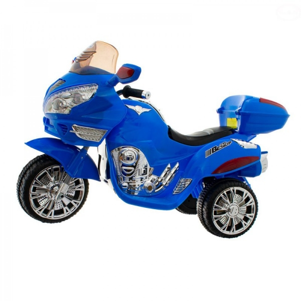 uro Baby akumulátorový motocykel - Modrý