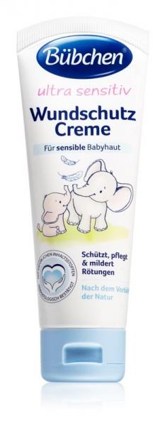 Bübchen detský krém na zapareniny - Ultra Sensitiv