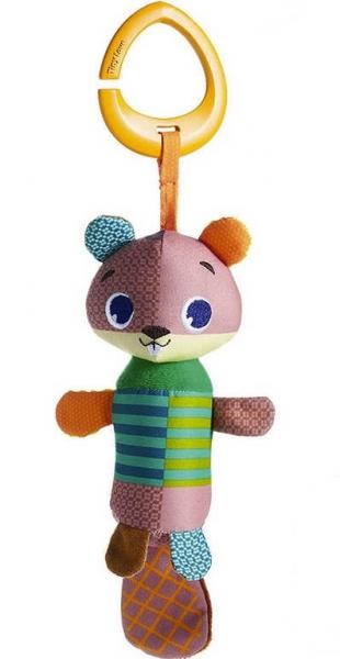 Tiny Love Závesná hračka s hrkálkou - Bobor Albert
