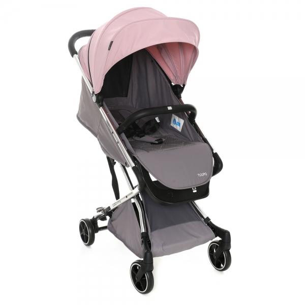 Coto Baby Detský kočík TULIPO 2020 - Pink