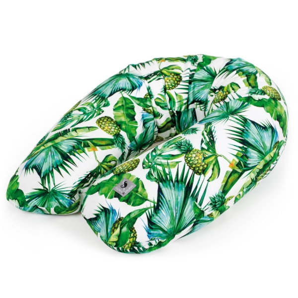 Ceba Dojčiaci vankúš 190cm - relaxačná poduška Cebuška Physio Multi - Flora & Fauna Pina