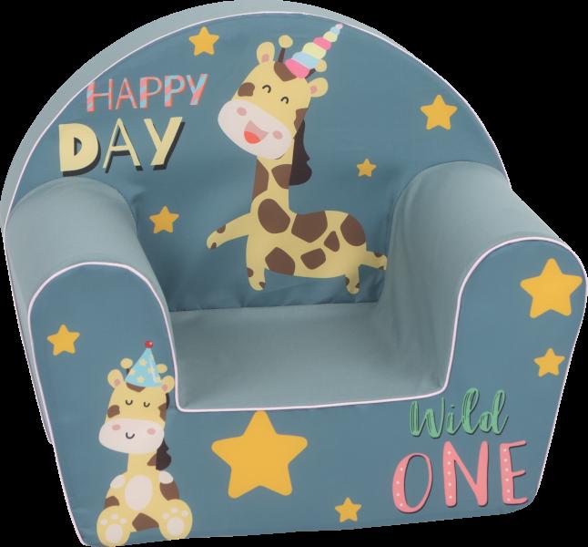 Delsit Detské kresielko, pohovka - Happy Day