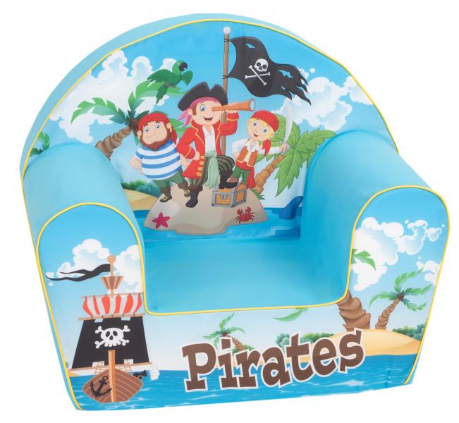 Delsit Detské kresielko, pohovka - Pirates