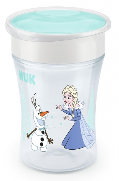 Hrnček NUK Magic Cup 230 ml - Frozen girl
