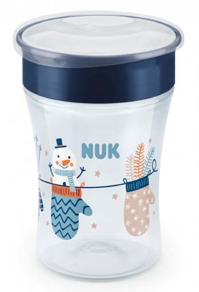 Hrnček NUK Magic Cup 230 ml - Snehuliak