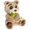 Smily Play Plyšový interaktívne medveď Hugo   Smily Play Plyšový interaktivní medv