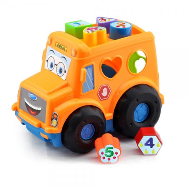 Vkladačka BABY autobus pre najmenších