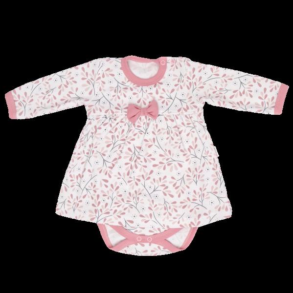 Mamatti Sukničkobody Tokio - ružovo-biele, veľ. 68