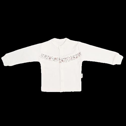 Mamatti Novozenecká bavlnená košieľka Lúka, veľ.62-#Velikost koj. oblečení;62 (2-3m)