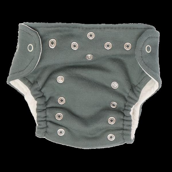 Mamatti Látková plienka EKO sada - nohavičky + 2 x plienka, veľ. 3 - 8 kg, Super Boy