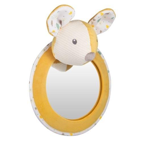 Canpol babies Maznáčik s auto zrkadielkom - Myška