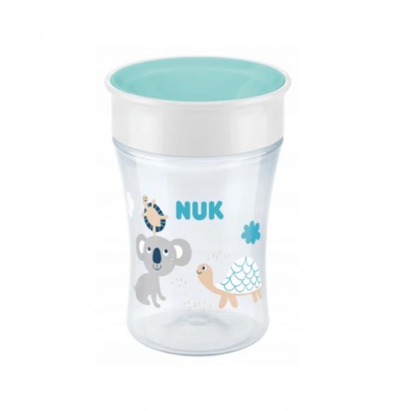 Hrnček NUK Magic Cup 230 ml - Koala mátová