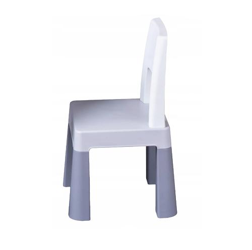 Tega Baby Prídavná stolička pre deti Multifun - sivá