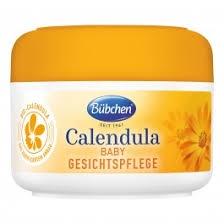 Bübchen Calendula nechtíkový krém na tvár, 75 ml