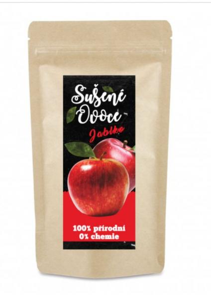 Sušené ovocie - jablko-50g