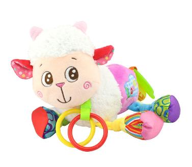Lorella Závesná plyšová hračka s vibráciou - Ovečka