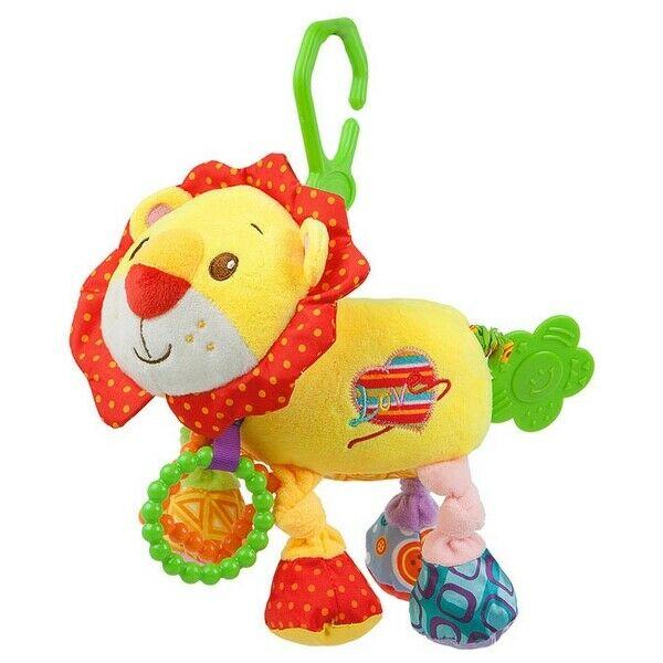 Lorella Závesná plyšová hračka s vibráciou - Lev