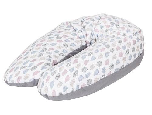 Ceba Dojčiace vankúš - relaxačné poduška Cebuška Physio Multi Mráčik