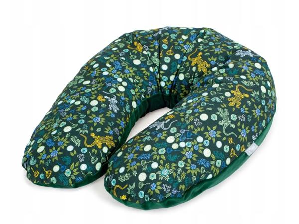 Ceba Dojčiace vankúš - relaxačné poduška Cebuška Physio Multi Jašterica